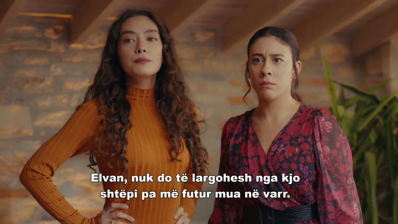 Vajza e Ambasadorit – Episodi 28 Pjesa 1!