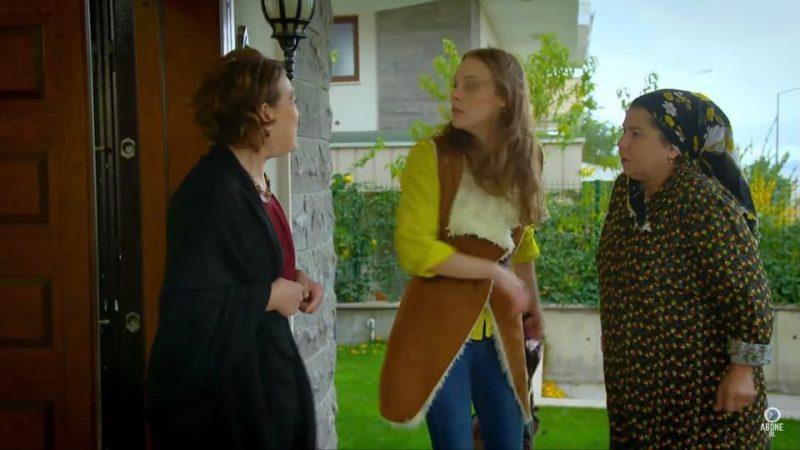 Në episodin e nesërm, Asije dëbon Feriden dhe Naziren nga shtëpia