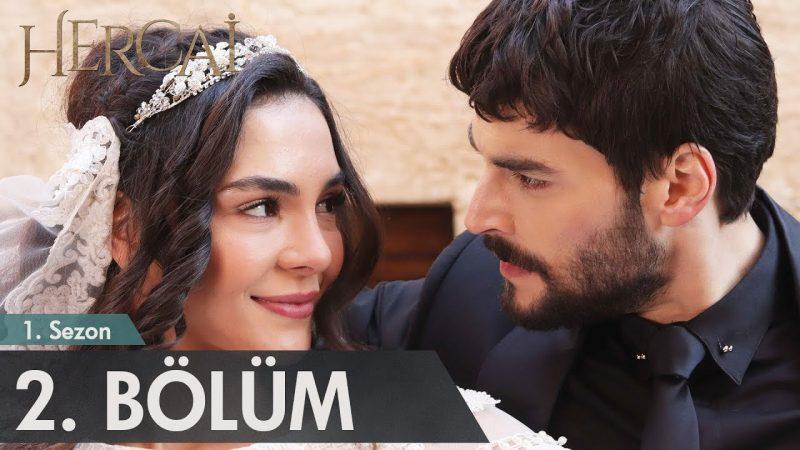 Hercai – Episodi 2 i plotë me titra shqip