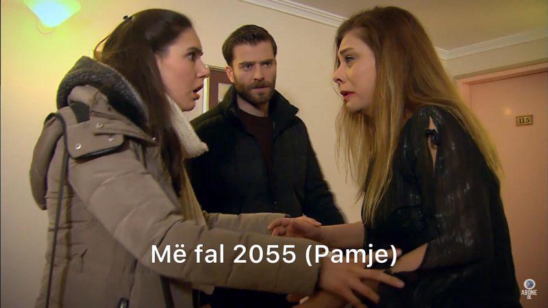 Më fal 2055 (Pamje)