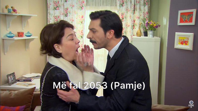 Më fal 2053 (Pamje)