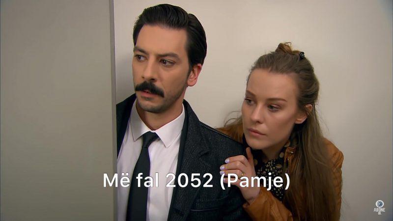 Më fal 2052 (Pamje)