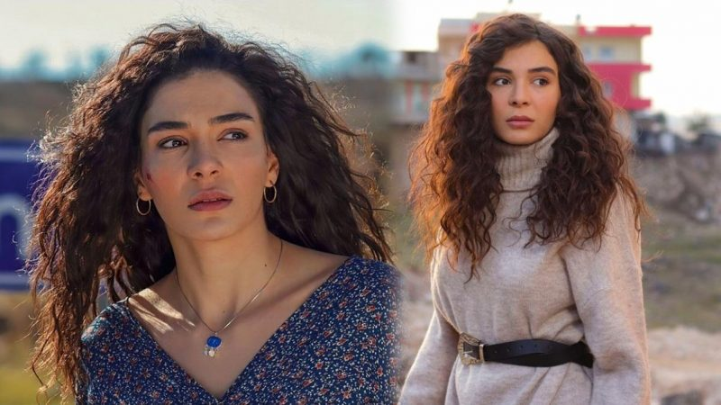 Turkish Actress Ebru Sahin is coming with a new project